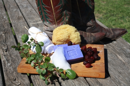 Texas Blackberry $5 - This sweet scent is as soothing to the skin as Momma's homemade cobbler is to the belly.